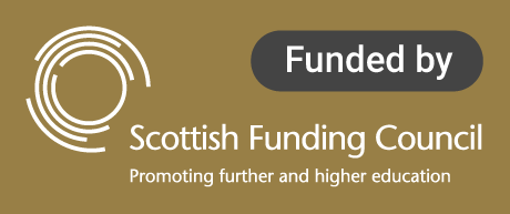 Funded by Scottish Funding Council